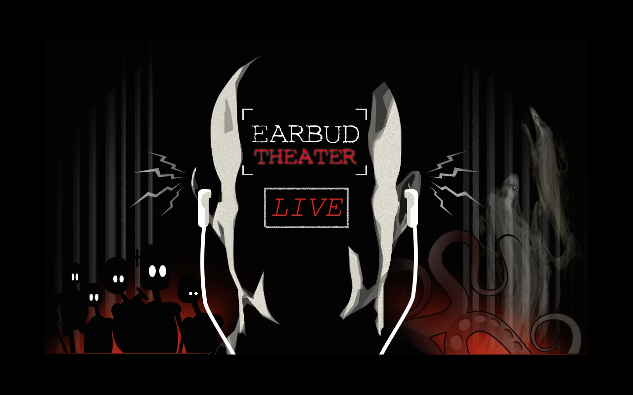 Earbud Theater Live Poster